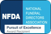 Member of The National Funeral Directors Association